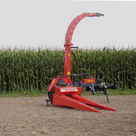 Tek sıra şanzımanlı mısır silaj makinesi 3